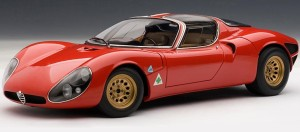kovový model Ferrari