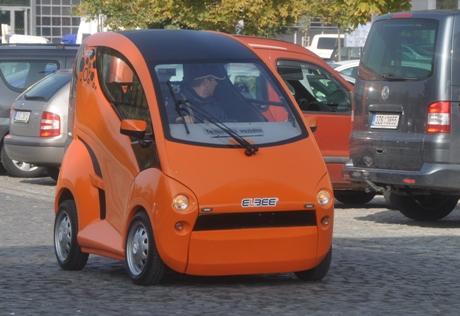 Konečně je tu dokonalý vůz pro invalidy